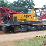 Sany Bored Pile Rig