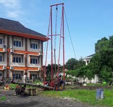 bore pile mini-crane