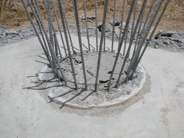 Struktur Pondasi Bor Pile