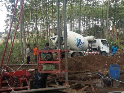Proyek Bore Pile Padalarang